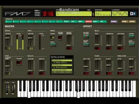 TERRA DI VERDE / FM7 E-Piano Sound