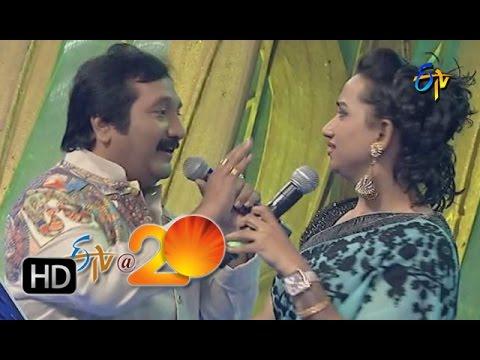 Mano-Kalpana-Performance--Yamuna-Teeramuna-Song-in-Nellore-ETV-20-Celebrations