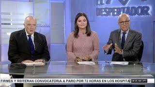 El Despertador de Noticias SIN, Martes 17 de Octubre 2017