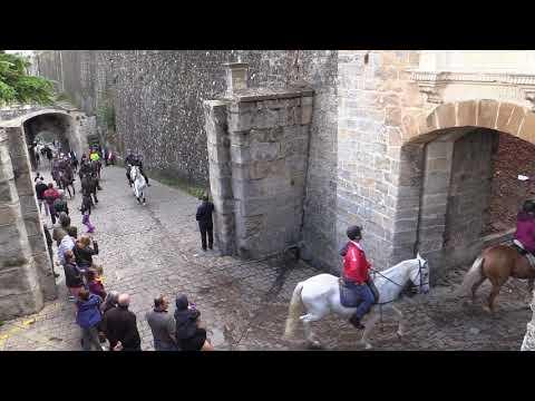Concentración Ecuestre Camino de Santiago - Video 2 201019