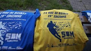 Basket, grande successo per la 24 ore organizzata dalla SBM
