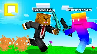 The Most Powerful Useless Weapons In Minecraft Tumbleweeds | JeromeASF