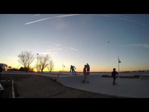 Long Beach NY skate Park