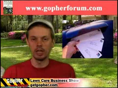 GopherHaul 27 - Lawn Care Software Business Forum Show