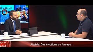 Algérie : Des élections au forceps !