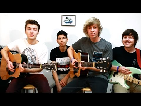 Justin Bieber - Sorry (Cover By Palm Trees & Power Lines)