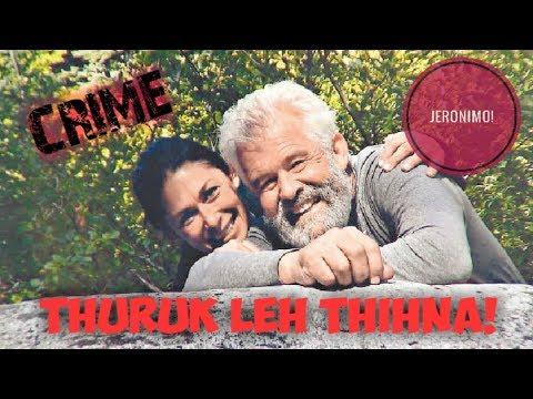 "Crime-  ""Ka Hmangaih Che, Ka Pate""  Millionaire Tim McNamara thih dan chu!!!"