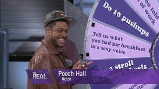 Pooch Hall Busts Out His Sexy Voice - YouTube