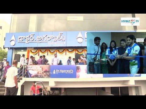 , Naga Chaitanya Inaugurates Agarwals Eye Hospital