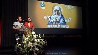 """Dia Mundial da Juventude 2017 O tema do nosso DMJ 2017 """"Entrega Alucinada""""!"""