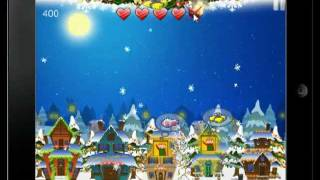 Santa Floating Gifts HD YouTube video