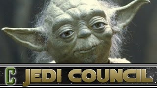 Will Yoda Return For Episode 8? - Collider Jedi Council by Collider
