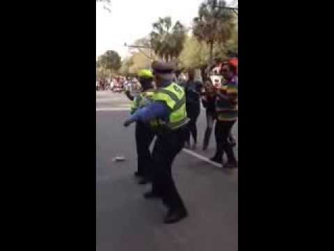 NOPD detective honored for dancing