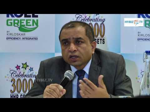 , Sanjeev Nimkar-Kirloskar Oil Engines