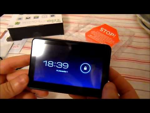 TRIO Stealth 4.3 Android Tablet