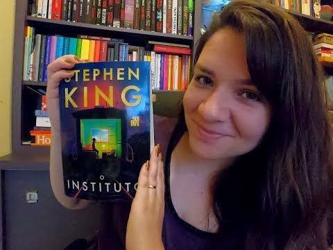 [RESENHA EXPRESS] O Instituto - Stephen King
