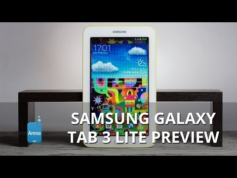 tab - For more details, check out our web site: http://www.phonearena.com/reviews/Samsung-Galaxy-Tab-3-Lite-Preview_id3573 The Galaxy Tab 3 Lite is a device with h...
