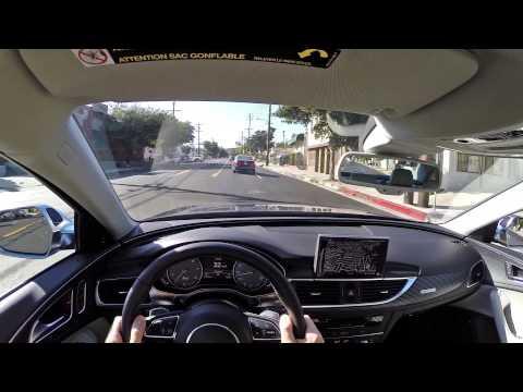 2014 Audi S6 S-Tronic – WR TV POV Test Drive (City)