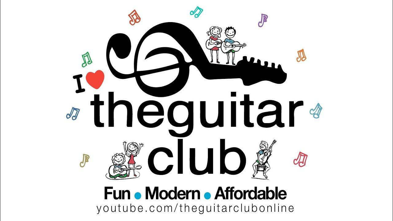 ► Guitar for Kids – 5 FUN SONGS