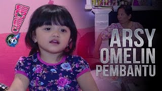 Video Lucu, Arsy Tiru Gaya Ashanty Omelin Pembantu - Cumicam 15 Mei 2017 MP3, 3GP, MP4, WEBM, AVI, FLV November 2018