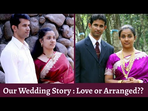 Our Wedding Story | Love Marriage or Arranged Marriage | Deepa John