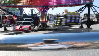 sizzler/Twist at barry island pleasure park 2017
