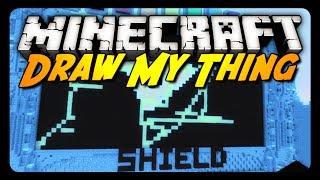 Minecraft: MORE DRAW MY THING! (Mineplex Mini-Game)
