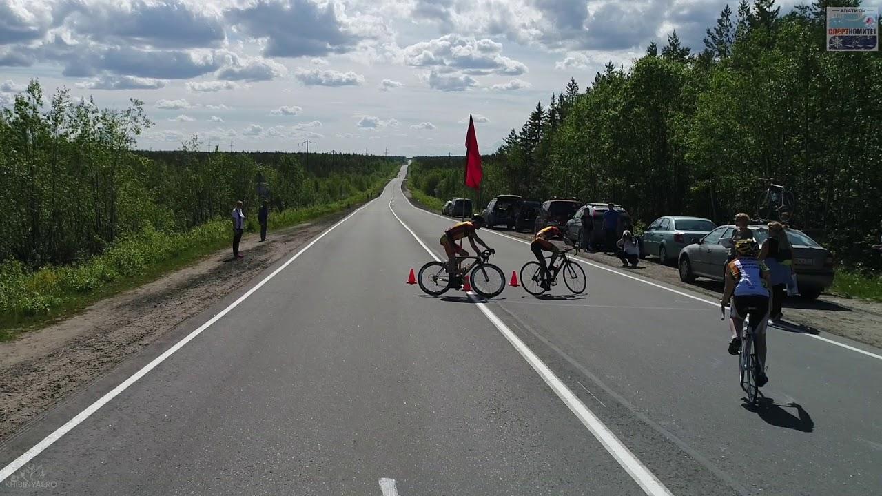 Чемпионат и первенство Мурманской области по велоспорту