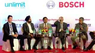 Panel Discussion-Connected Vehicles: Towards the connected world - Connected Vehicles 2017,Chennai