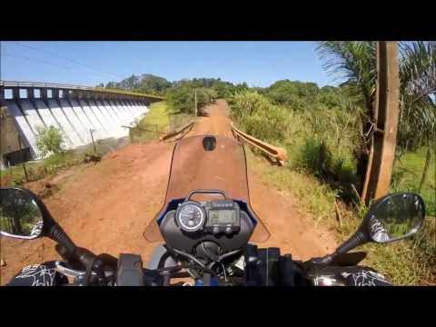 Passeio Off Road de Moto - Serra de Charqueada a Patrimônio/Brotas