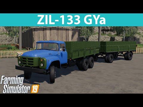 ZIL-133 GYa v2.0.0.0