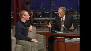 Video David Letterman Mathematics Genius Prodigy Daniel Tammet Math 3.14 Pi Day MP3, 3GP, MP4, WEBM, AVI, FLV Juni 2019