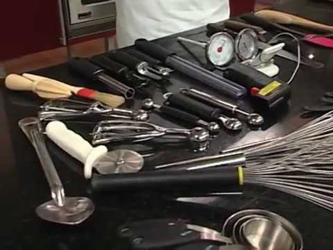 Essential Cooking Tools By Chef Jean Pierre