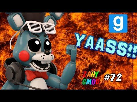 FINALLLYY!!   Garry's Mod Prop Hunt COMEBACK!  Zany Gmod #72
