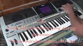 Karaoke Bahtera Cinta Rhoma Irama feat Nur Halimah Organ Tunggal tanpa Vokal