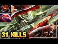 QO Phantom Assassin 1 Dagger Head Shot - Dota 2