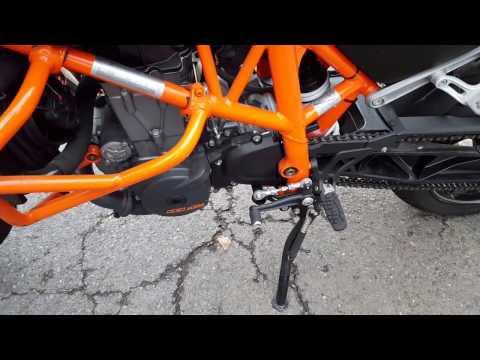 2013 KTM 690 Duke -- FOR SALE #3 (long video)