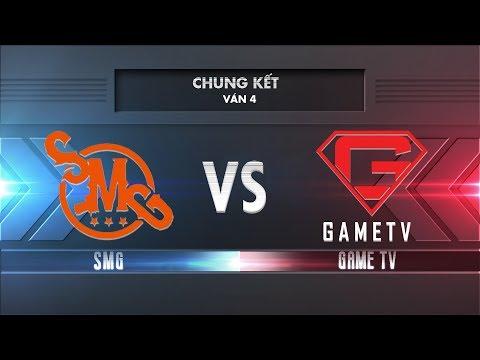 [Chung Kết] SMG vs GAMETV [Ván 4][26.11.2017] - Garena Liên Quân Mobile - Thời lượng: 26:46.