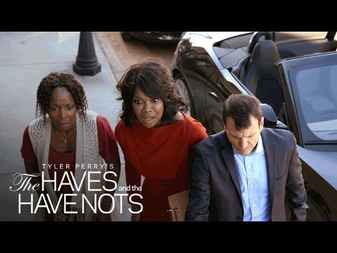 Melissa Jumps From Hanna's Rooftop | Tyler Perry's The Haves And The Have Nots | OWN