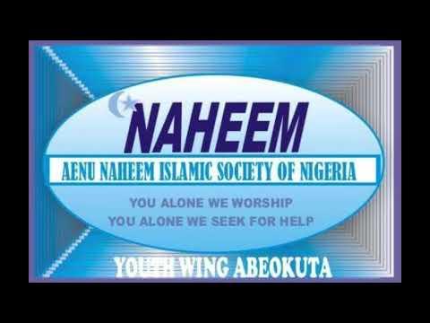 Asalatu Prayer   Aenu Naheem
