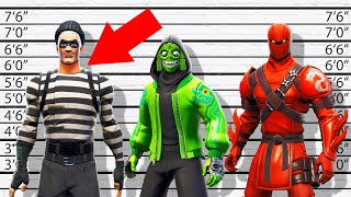 WHICH Person Is The MURDERER?! (Fortnite Murder Mystery)