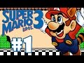 Super Mario Bros 3 1 Gameplay Do In cio