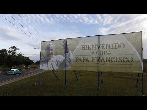 Κούβα: Μεγάλες προσδοκίες από την επίσκεψη του Πάπα Φραγκίσκου