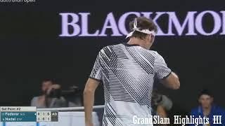 Roger Federer vs Rafael Nadal Australian Open 2017 Final highlights HD YouTube... Enjoy and subscribe...