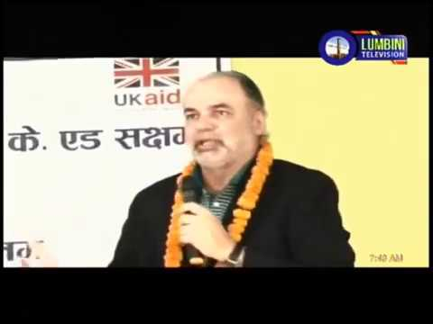Janautthan and UK Aid Sakchyam Project . Grant Signing Ceremony...