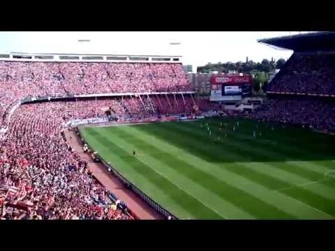 Video - EL HIMNO DEL ATLÉTICO DE MADRID, A CAPELA - Frente Atlético - Atlético de Madrid - España - Europa