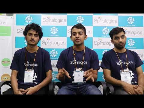 (Spiralogics Tech Talk, Participants Opinions - : 2 minutes, 25 seconds.)