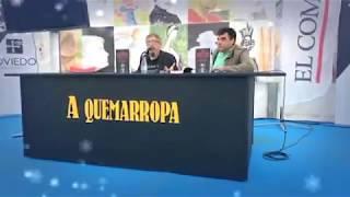 Semana Negra de Gijón, 12 de julio de 2017, presenta José Manuel Estébanez.Disculpas por la nieve, error de no saber usar el Live de Facebook.