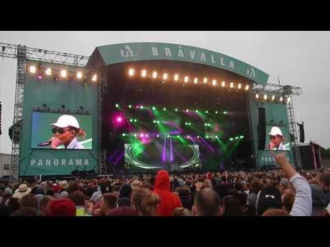 Wiz Khalifa Pull Up Live Bråvalla Festival Norrköping Sweden 2/7 2016