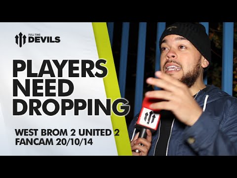 united - Dean thinks a few players need to take a look at themselves following Manchester United's 2-2 draw with West Bromwich Albion in the Premier League. Subscribe, FREE, for more MUFC: ...